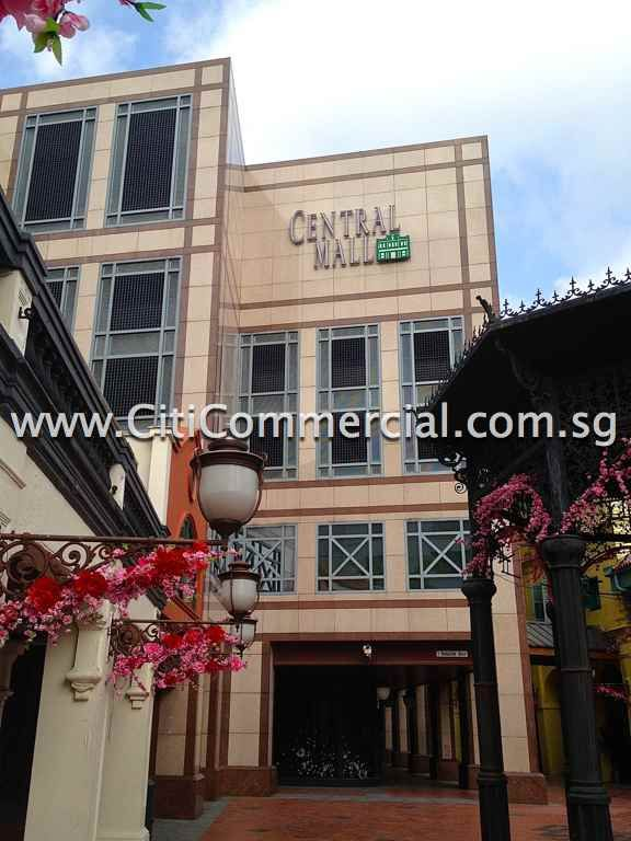 Central Mall is a development that comprises of a cluster of conservation shophouses and a 7-storey office block with ancillary ground floor retail units.