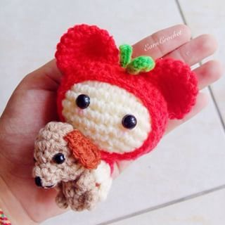 Amigurumi Yaseminkale Instagram : 86 best images about Amigurumi on Pinterest Minis ...
