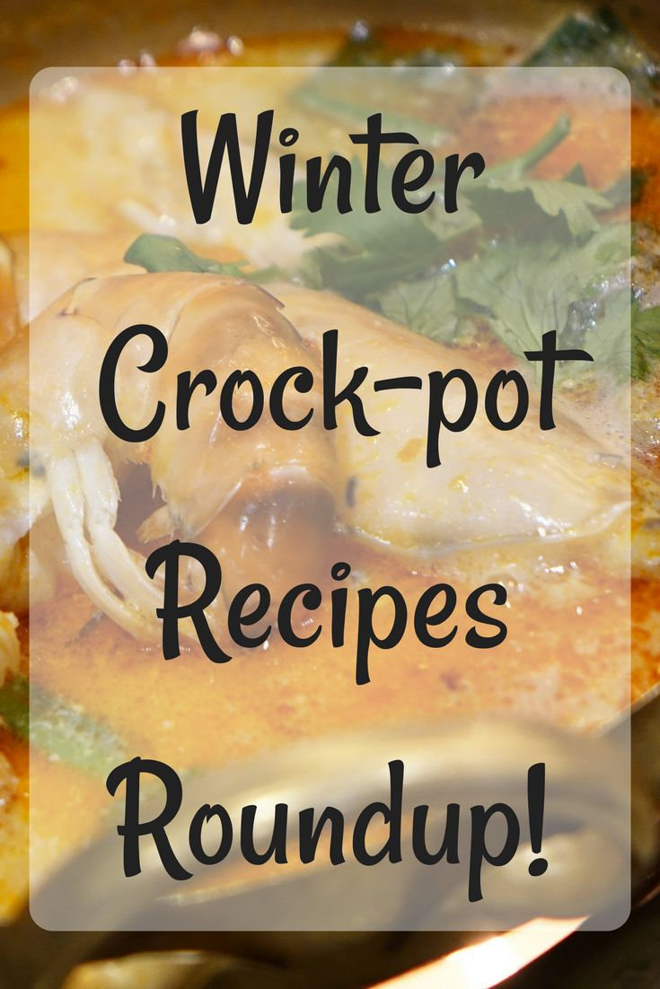 As a busy mom, your crockpot can quickly become your best friend. Click here to find 10 of the best crockpot recipes for the winter season!  #crockpotrecipes #crockpotdinner #busymoms #healthyrecipes