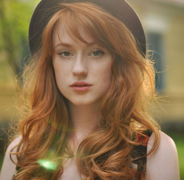 Mandy May Redhead Black