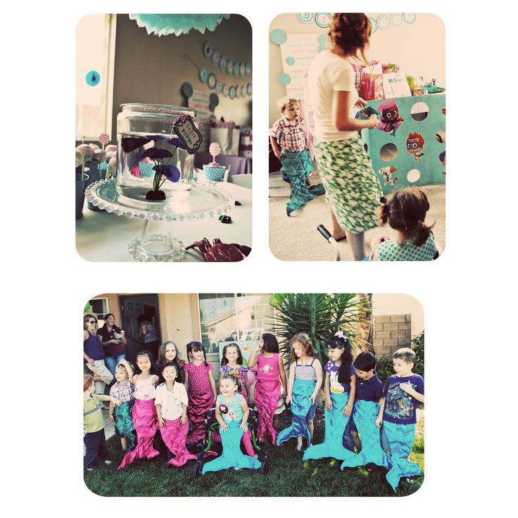 Boutique Style Bubble Guppies Party Like The Game Idea In Photo