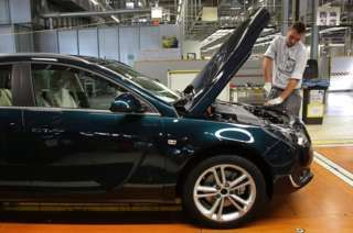 Brexit pushes Opel to cut staff hours in Germany