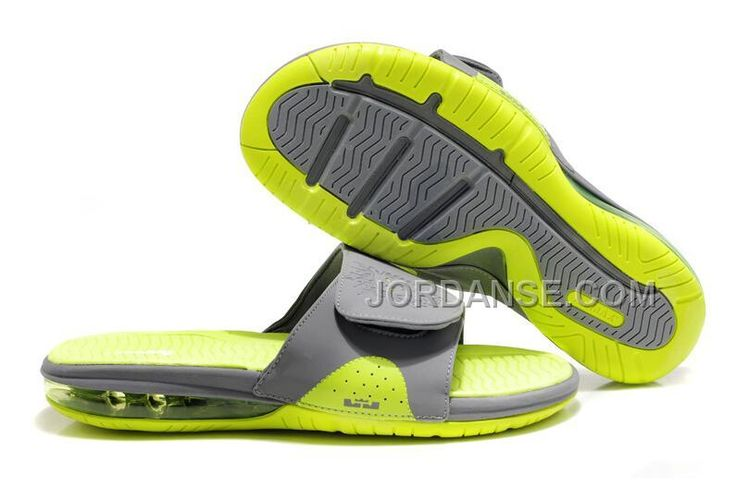 https://www.jordanse.com/2015-new-nike-lebron-james-air-max-outdoor-slippers-mens-flip-flop-gray-fluorescent-green-online.html 2015 NEW NIKE LEBRON JAMES AIR MAX OUTDOOR SLIPPERS MENS FLIP FLOP GRAY FLUORESCENT GREEN ONLINE Only 70.00€ , Free Shipping!