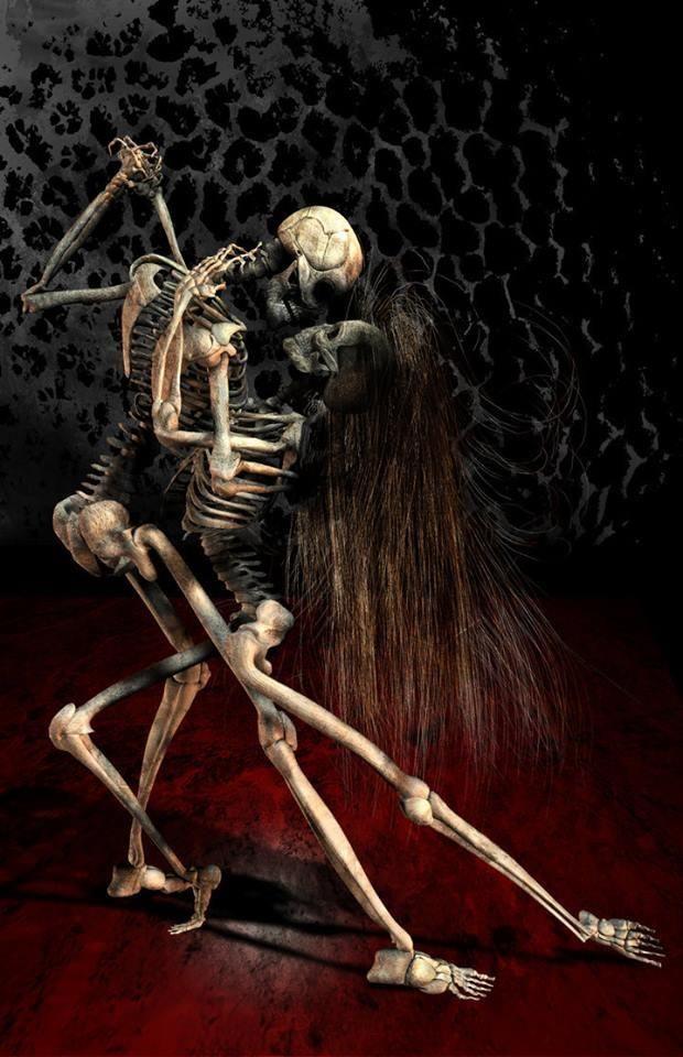 Death's forbidden dance Brad Dowda <3