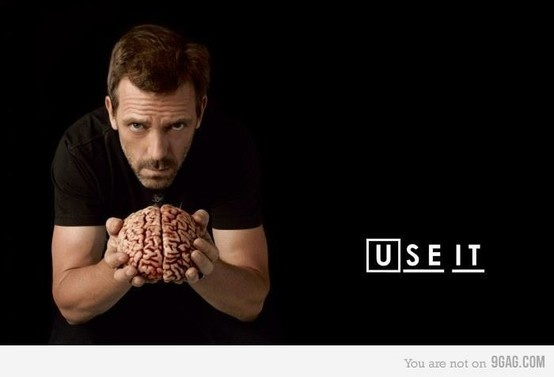 the brain is a wonderful thing...