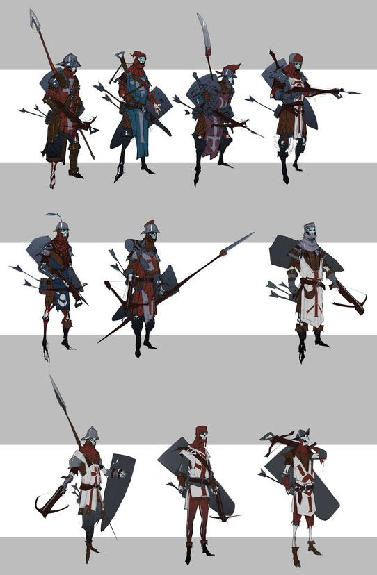 Fantasy Character Design Tutorial : Best images about fantasy character on pinterest