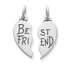 My best friend and I are getting this for our birthdays...... James Avery Charms 49$ (can be engraved)