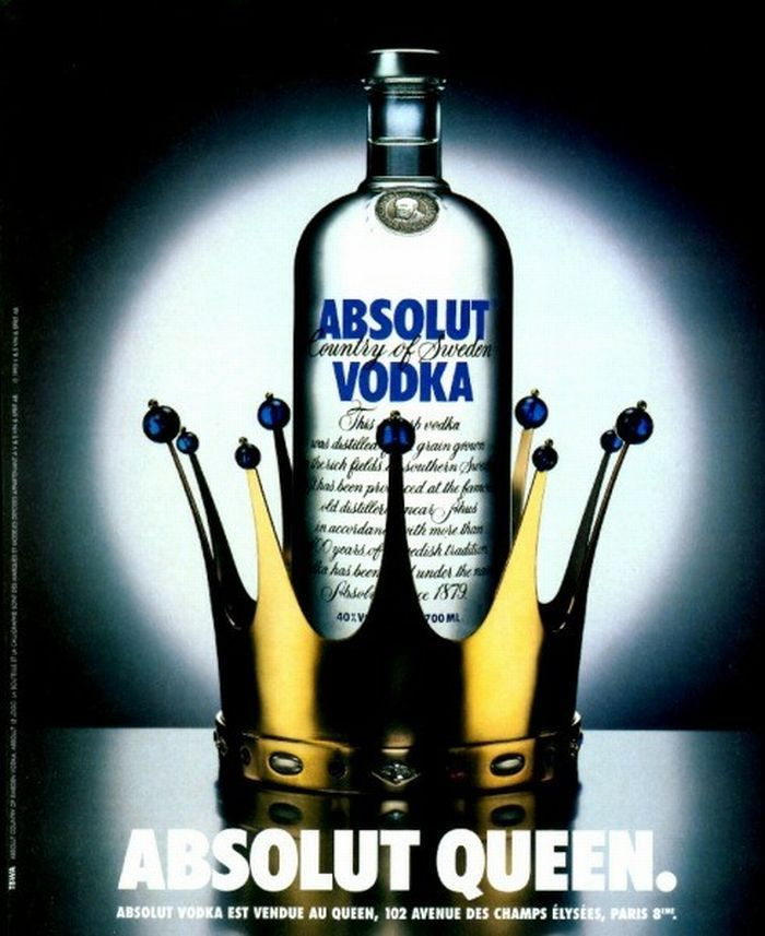 Absolut Queen