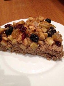 Tarta cu fructe dietetica #retete #carmenbruma #mancare #dulciuri  #food #baking #diet