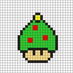 Pixel Art Noel Facile