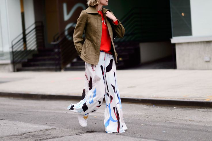 5 Fashion Trends That Will Be in for 2017 and 5 That Will Be Out