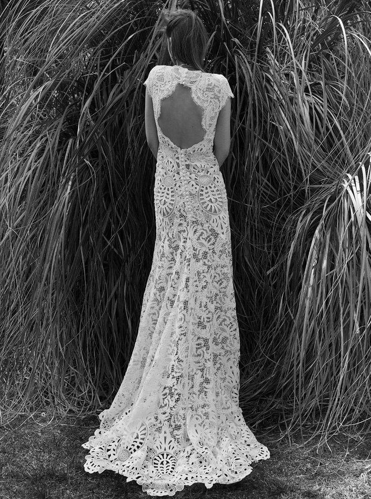 22 besten Spring 2018 Bridal Collection Bilder auf Pinterest ...