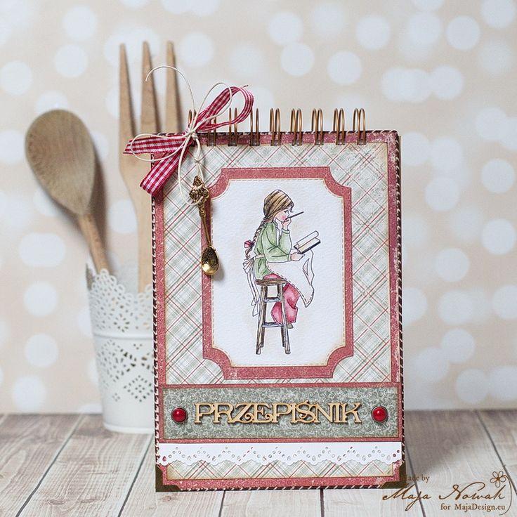 CraftHobby Oliwiaen: Recipe book. Notes kulinarny/przepiśnik