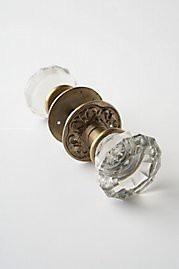 Marvelous Tea House Doorknob. Glass Door KnobsCrystal ...