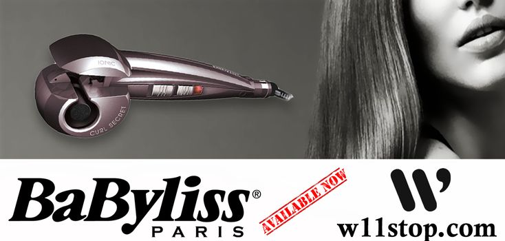 BaByliss C1100 SDE Curl Secret Ionic Hair Curler http://www.w11stop.com/babyliss-c1100sde Only For Rs 11,200/- COD available For More Visit Our Website  http://www.w11stop.com