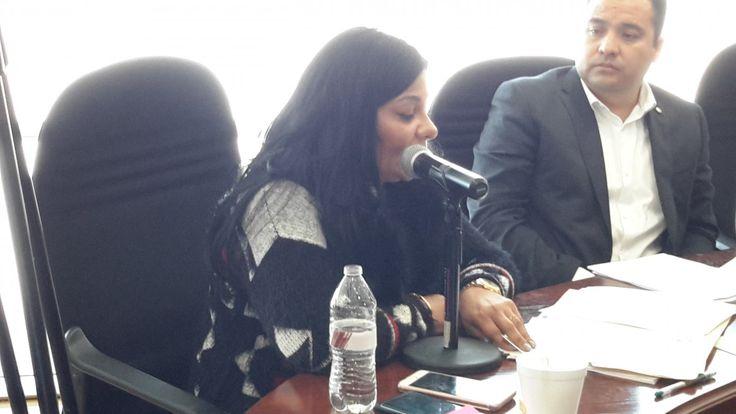 Califica Karina Velázquez de atraco, extralimitación de funciones sin fundamento legal y falta de respeto al Congreso, la intervención de Fiscalía en la ASE | El Puntero
