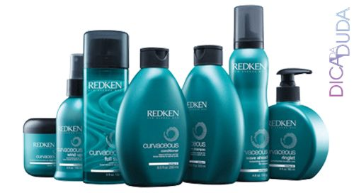 redken curvaceous produtos cabelos cacheados dica da duda