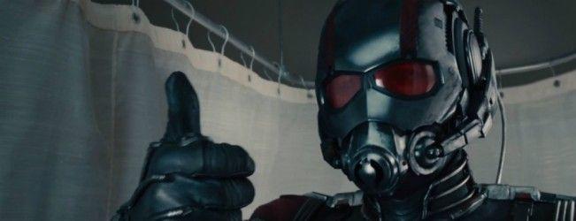 Nouveau trailer pour le prochain film Marvel, Ant-Man.