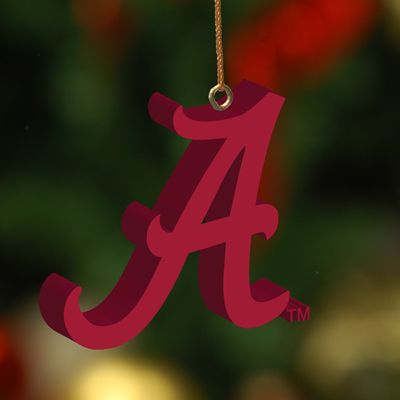 alabama ornaments