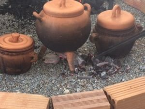 Minoan Cooking Pots