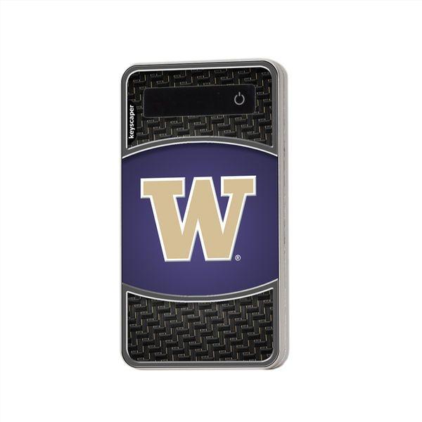 Washington Huskies 4000mAh Basket Weave Logo Portable USB Charger - $49.99