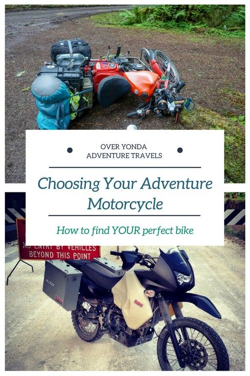 That age old question. What is the perfect motorcycle to take on my long distance trip. We give you some pointers to consider while you're out shopping for it.