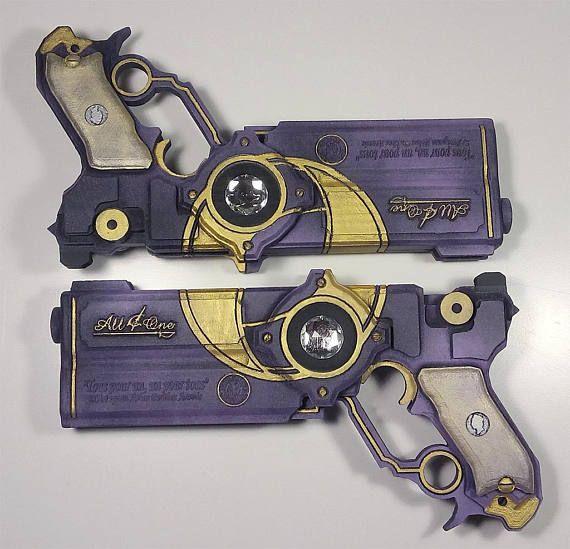 Bayonetta Nerf Gun