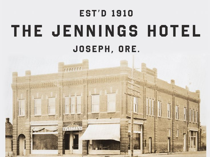 THE JENNINGS HOTEL – The Hotel That Kickstarter Built. Only a few days left to help restore this wonderful old property.