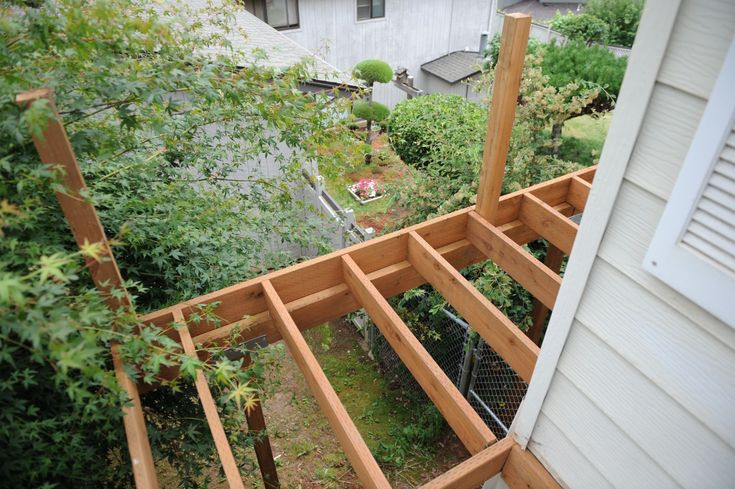 Deck framing & deck framing materials at Ricksfencing.com. Looking for a deck frame? Find a wide variety of deck frames include wood deck framing & more! Call now!