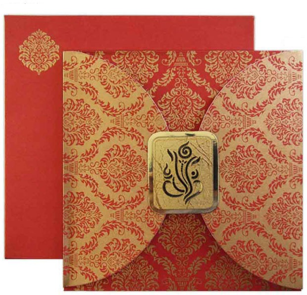 We are regularly updating our web site with new amazing designs. Your enormous encouragement ignites our creative flames even more...!!  www.regalcards.com for this amazing Hindu wedding invitation card and many more !