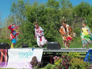 Keith Loreth Cosmic Art: Moose Jaw Saskatchewan Canada Dancers at the fair ...