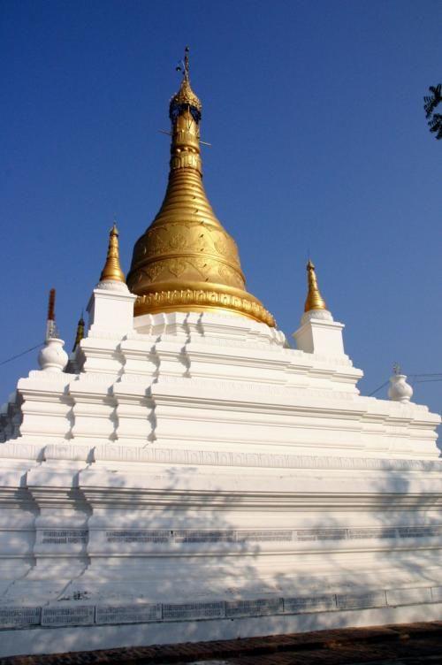 ミャンマーおのクトードー・パゴタ、ミャンマー 旅行・観光のおすすめスポット!