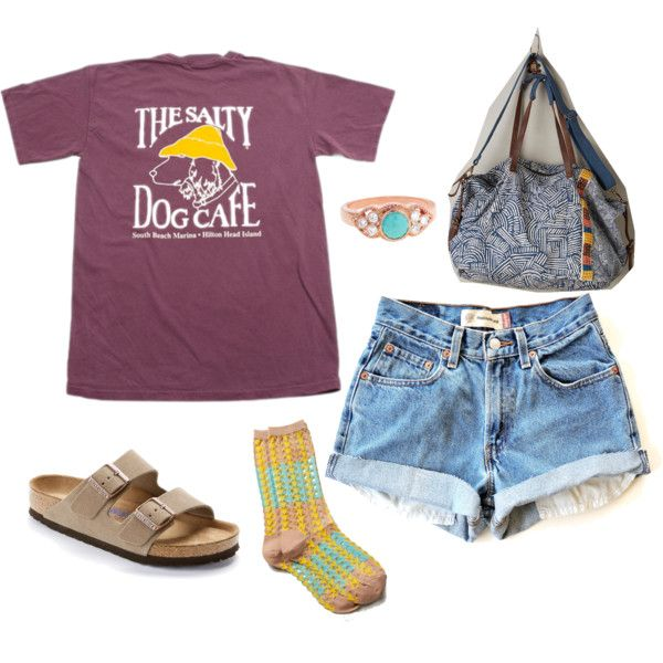 traveling by pinkandpreppyxo on Polyvore featuring Hansel from Basel, Birkenstock, Jasper & Jeera, Sethi Couture, preppy and lazy