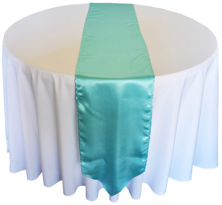 tiffany blueaqua satin table runners wholesale satin table runners over 55 colors cheap satin table runner sale wedding party reception table runners