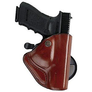 Bianchi 83 PaddleLok Auto Retention Paddle Holster - Black - Glock 19/23/36