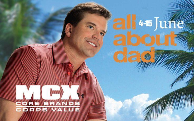 Father's Day Sale, Quantico MCX