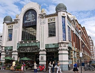 167 best art nouveau and art deco buildings in the uk images on