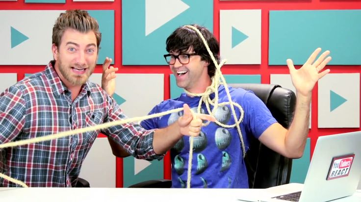 """Final Set Design by Melissa Judson for The Fine Brothers """"YouTubers React"""" Web Series"""
