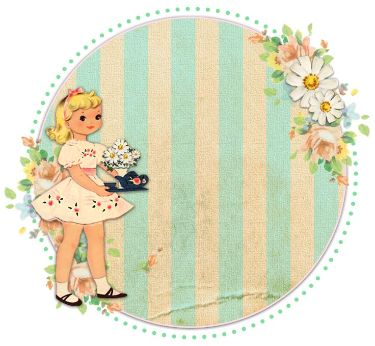 So sweet! Amazing collection of free vintage labels!
