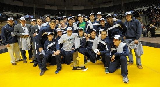 2012 Big Ten Wrestling Champions