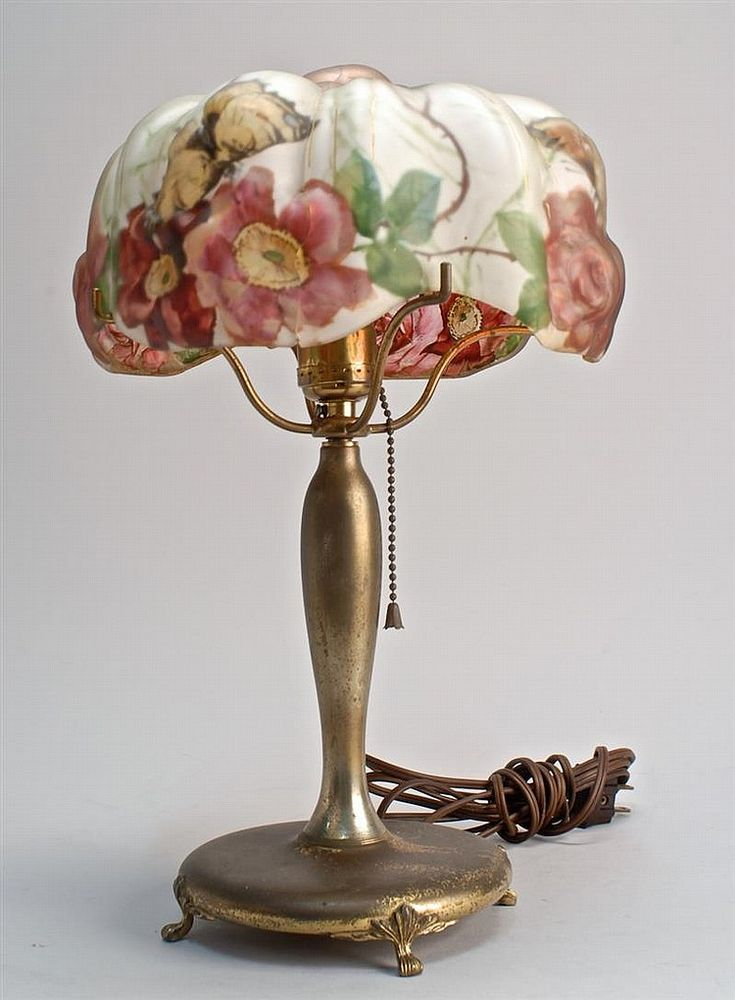 78 Best Images About Pairpoint Puffy Lamps On Pinterest
