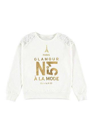 Girls Graphic Sweatshirt (Kids)