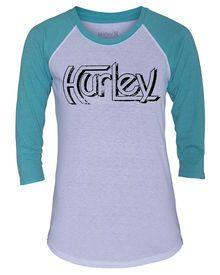 Hurley Original Womens T Shirt | Hurley