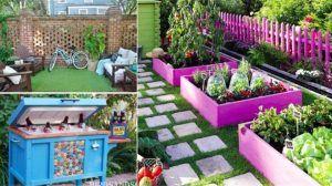 21 projets à faire vous-même pour avoir un jardin de rêve