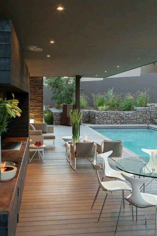 Die besten 25+ Swimmingpool Ideen auf Pinterest Rustikales - poolanlagen im garten