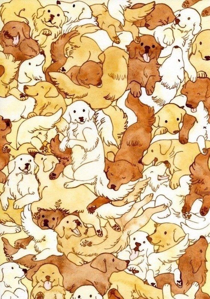 Meny dogs