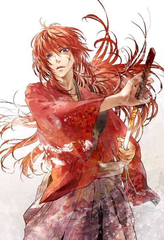 Kenshin Himura   ~Rurouni Kenshin