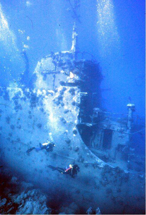 10 Shipwrecks Frozen In Time