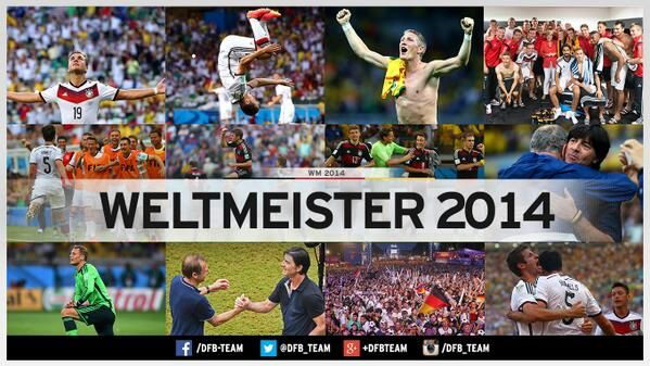 Weltmeister !!!