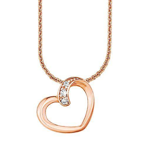 #s.Oliver #jewel #love #rosegold #schmuck #casual #Blogger #style #Fashion #kette #Herz #Herzkette